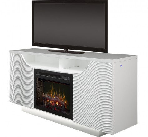 Dimplex Ethan Media Console Electric Fireplace-1-1
