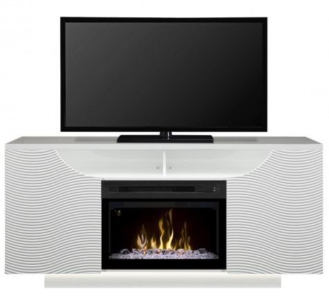 Dimplex Ethan Media Console Electric Fireplace-1