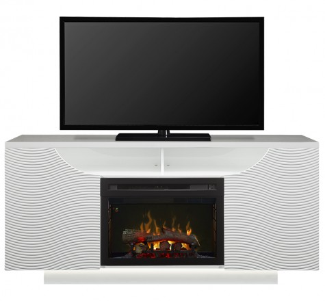Dimplex Ethan Media Console Electric Fireplace-2-2