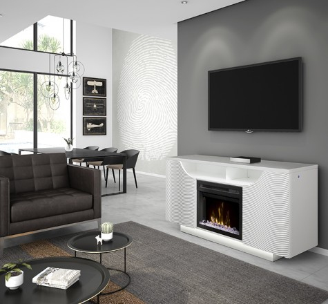 Dimplex Ethan Media Console Electric Fireplace-2