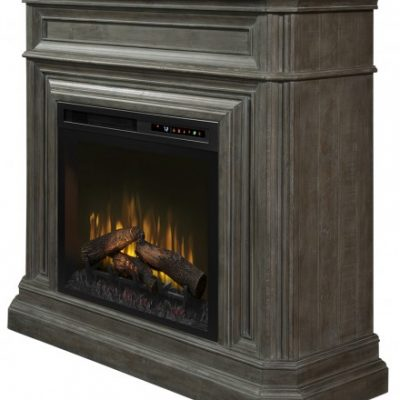 Dimplex Ophelia Mantel Electric Fireplace-1