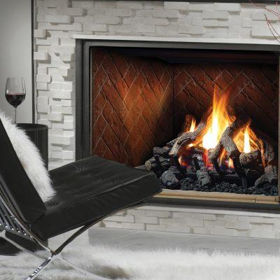 Kingsman HBZDV4736 Direct Vent Fireplace