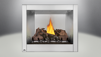 Napoleon Riverside™ 36 Clean Face Outdoor Gas Fireplace