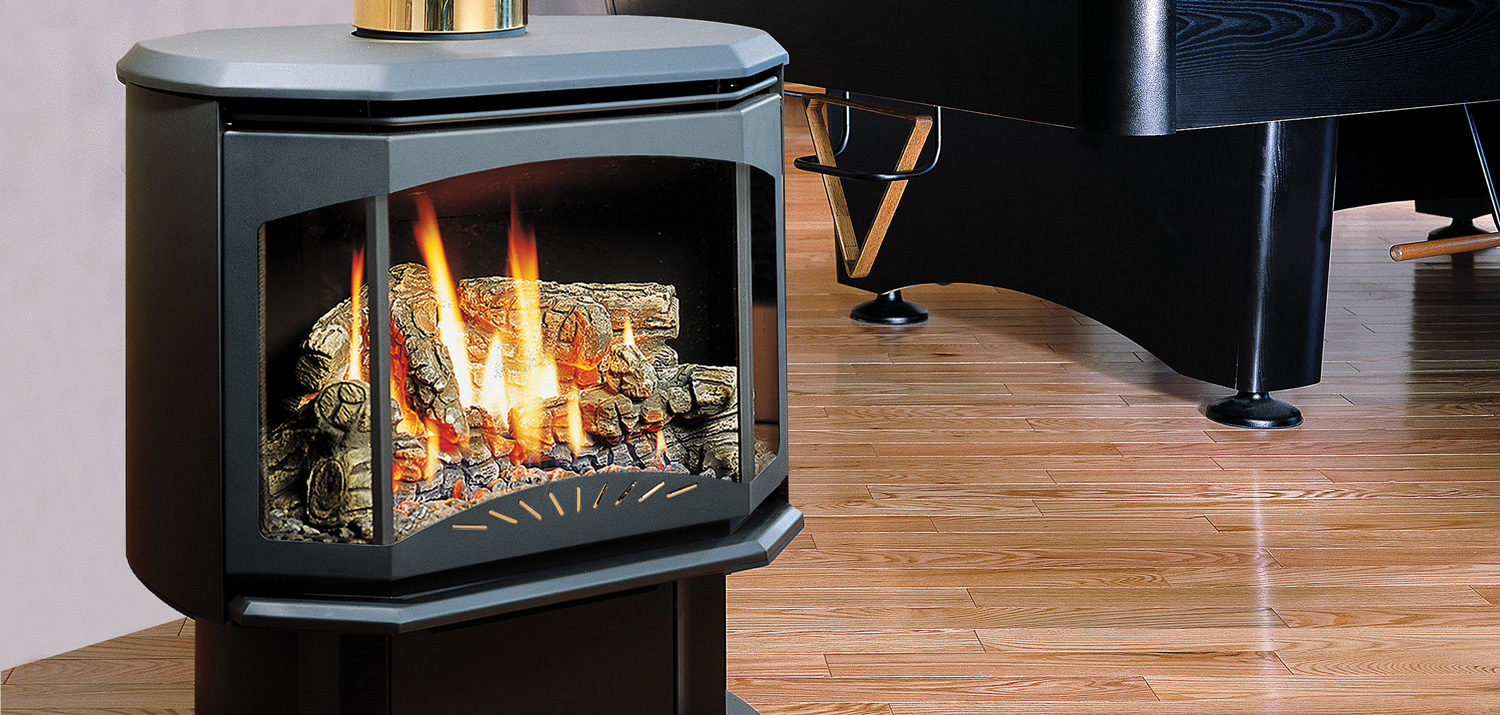 Marquis Sentinel Free Standing Direct Vent Gas Stove Toronto Best Price