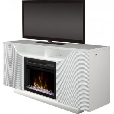 Dimplex Ethan Media Console Electric Fireplace