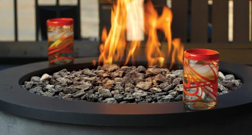 Barbara Jean Fire Pits Outdoor Fireplace-1
