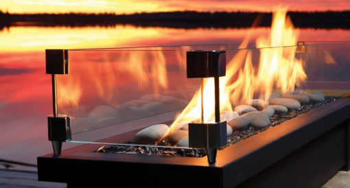 Barbara Jean Fire Stands Outdoor Fireplace-1