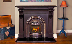 Cast Iron Mantels