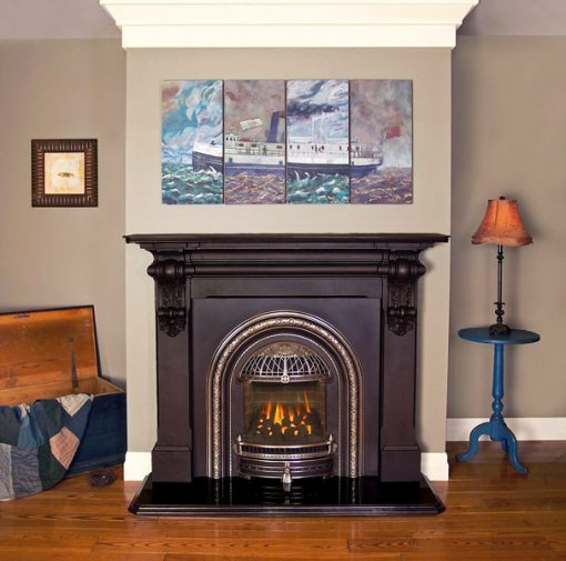 Cast Iron Perth Mantels