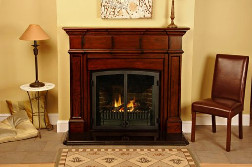 Fires of Tradition Barrington Wood Mantels-1