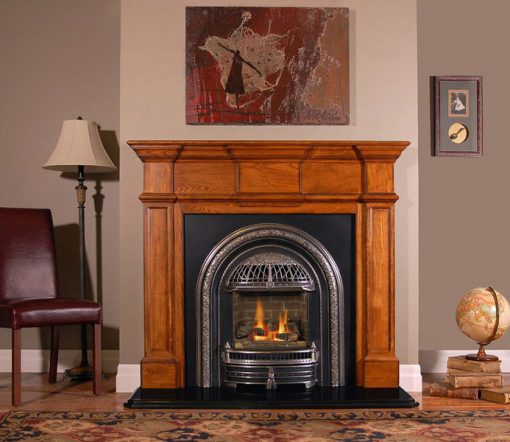 Fires of Tradition Barrington Wood Mantels-2