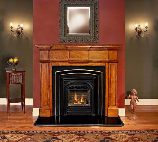 Fires of Tradition Barrington Wood Mantels