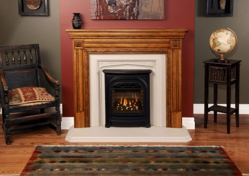 Fires of Tradition Kingston Wood Mantels-1