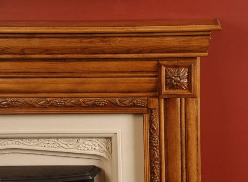Fires of Tradition Kingston Wood Mantels-3