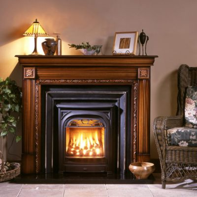 Fires of Tradition Kingston Wood Mantels