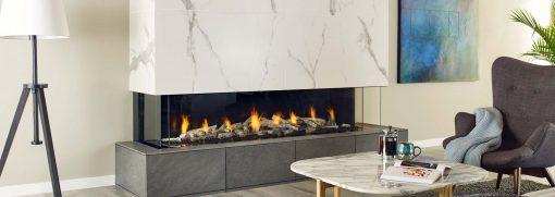 Regency City Series San Francisco Bay 72 Gas Fireplace