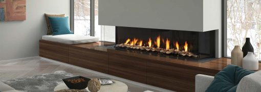 Regency City Series San Francisco Bay 72 Power Vent Gas Fireplace