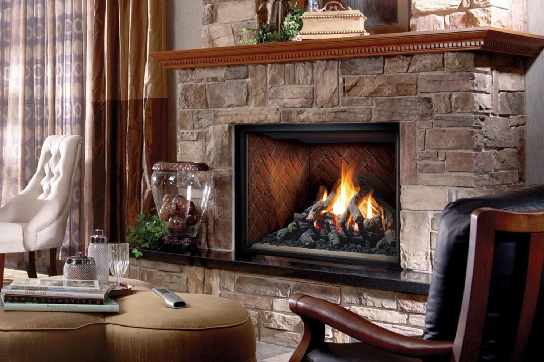 Fireplace Surrounding