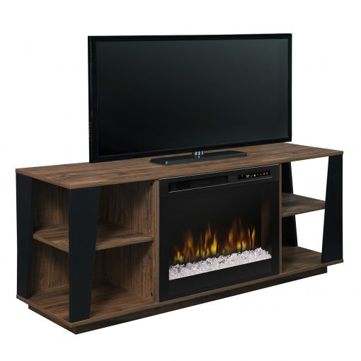 Dimplex Arlo Media Console Electric Fireplace-3