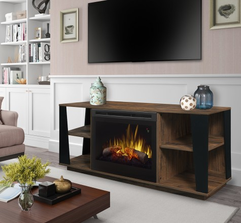 Dimplex Arlo Media Console Electric Fireplace