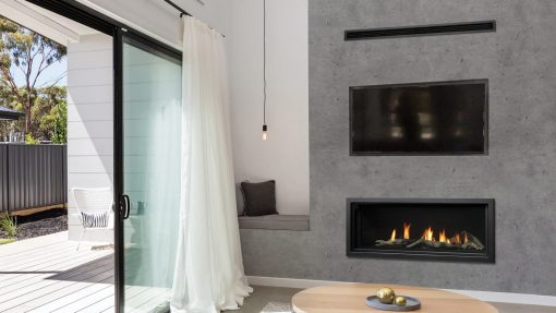 Marquis Serene Zero Clearance Direct Vent Gas Fireplace