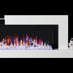 Napoleon StylusTM Wallmount Series Electric Fireplace