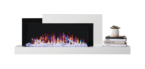 Napoleon StylusTM Wallmount Series Electric Fireplace