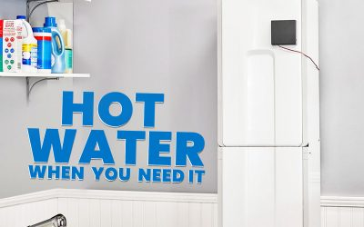 The Top 4 Series of Tankless Water Heaters Available for 2019
