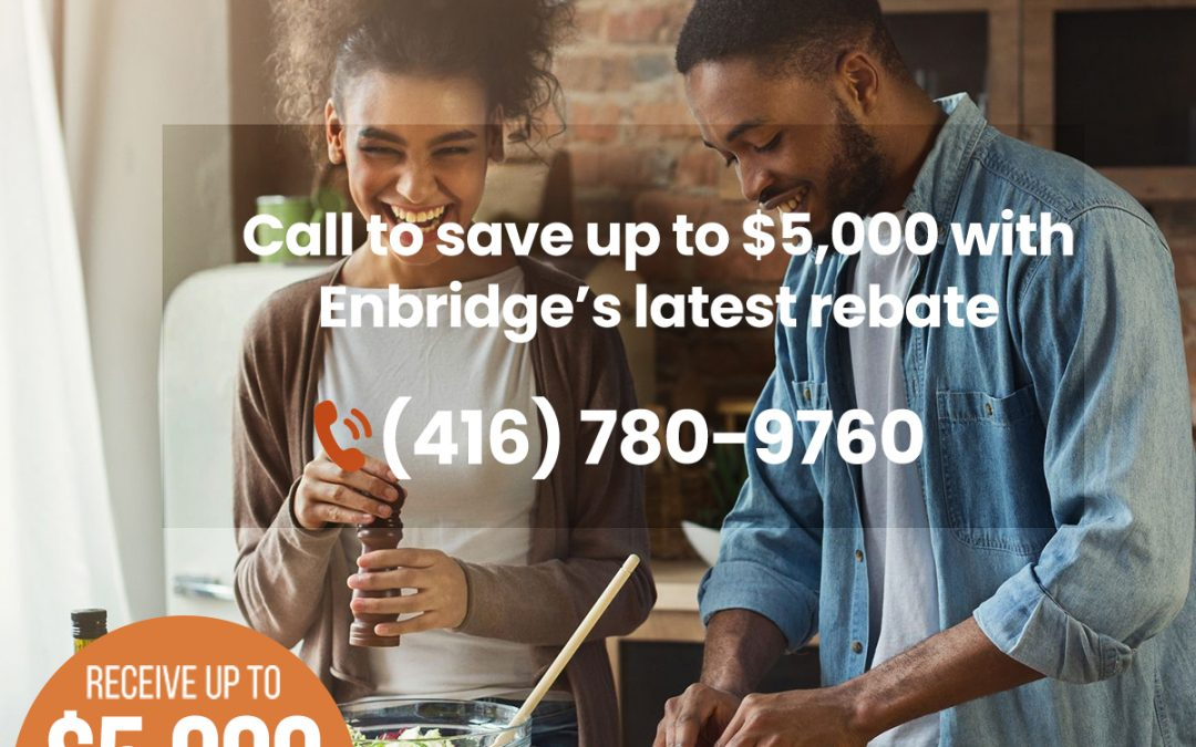 Enbridge Home Efficiency Rebate