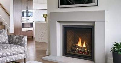 Regency Grandview G800EC Gas Fireplace