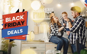 Warm up to Cozy, Comfortable Black Friday Deals