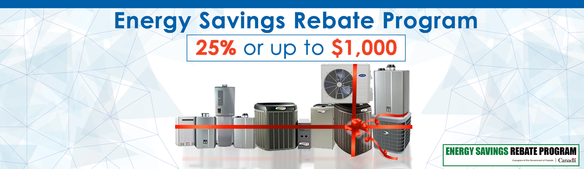 Energy Rebate Savings