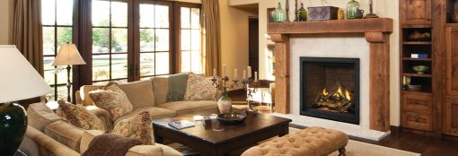 Napoleon Elevation™ X Series Direct Vent Gas Fireplace-2