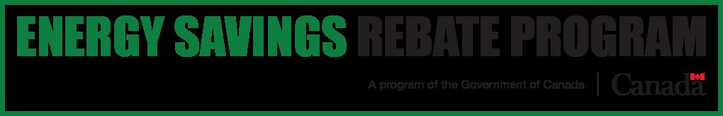Energy savings Rebate program Government Canada Toronto