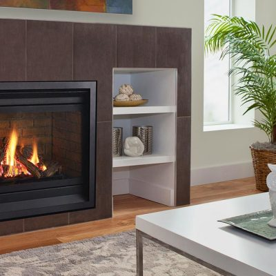 Regency Panorama P36DE Traditional Gas Fireplace
