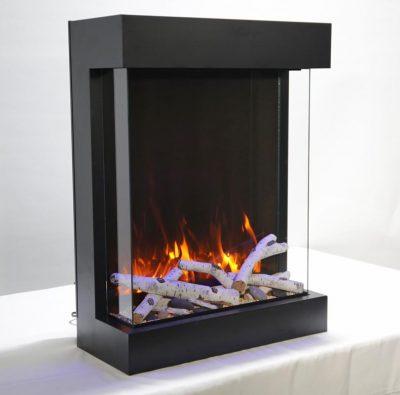 Amantii 2939-TRU-VIEW-XL, 3-sided Electric Fireplace-1