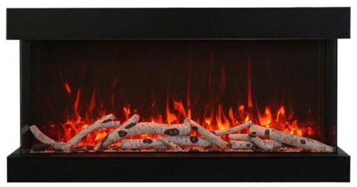 Amantii 40-TRU-VIEW-XL XT– 3 Sided Electric Fireplace-