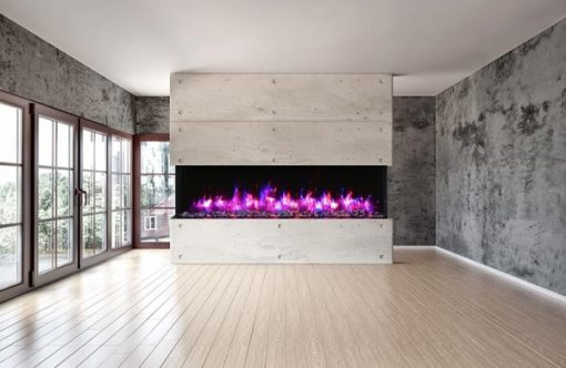 Amantii 40-TRU-VIEW-XL XT– 3 Sided Electric Fireplace
