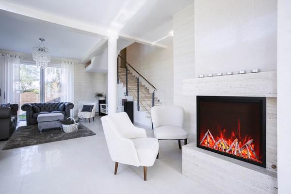 Fireplace promotion