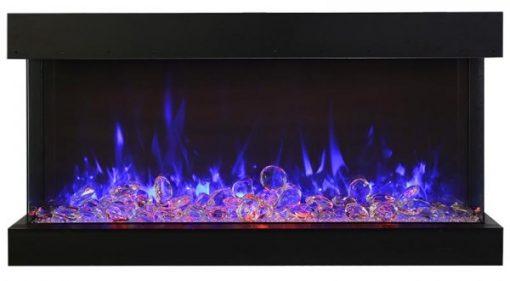 Amantii 60-TRU-VIEW-XL XT– 3 Sided Electric Fireplace