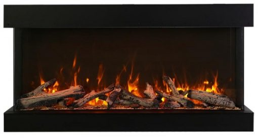 Amantii 72-TRU-VIEW-XL XT– 3 Sided Electric Fireplace