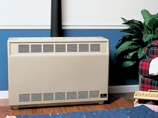 Console Vented Room Heater RH25