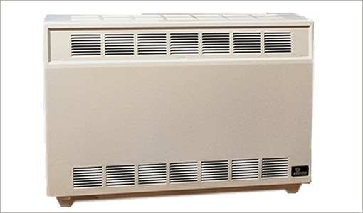 Console Vented Room Heater