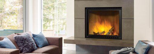 Alterra CF780 Wood Fireplace-1