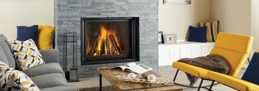 Alterra CF780 Wood Fireplace