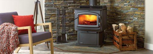 Cascades F2500 Wood Stove-1
