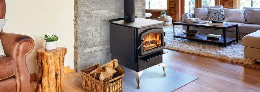 Classic F2450 Wood Stove-2