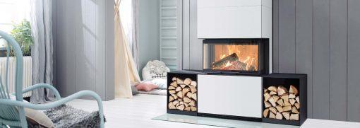 Contura Ri50 Wood Fireplace-1