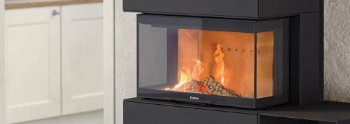 Contura Ri50 Wood Fireplace-2