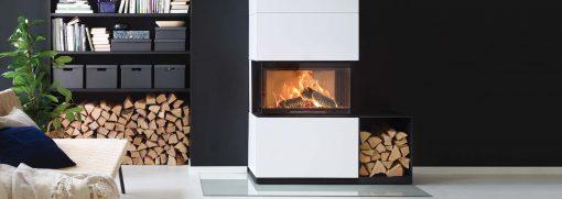 Contura Ri50 Wood Fireplace-4
